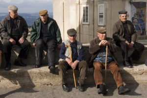 greek men old